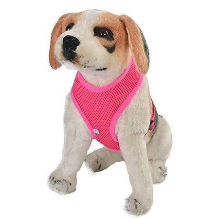 WJQSD Arnés Para Perros Ajustable Acolchado Para Mascotas Con ...