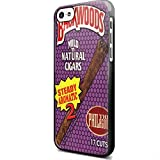 Backwoods Only for iPhone 5/5s Black case