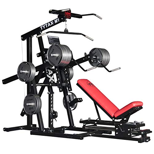 TYTAX M1 Home Gym Machine | Bodybuilding Workout Exercise Fitness