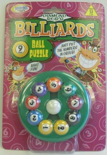 (Billiards 9 Ball Puzzle )