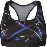 (ワコール) Wacoal (シーダブルエックス) CW-X Womens クールマックス 走る人のブラ プリントスポーツブラ AB