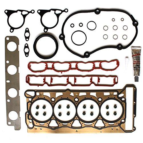 Volkswagen Cylinder Head Gasket - ECCPP Engine Cylinder Head Gasket Set Kit For 2008 - 2013 Audi 2008 - 2010 2012 Volkswagen Jetta 2.0L l4 DOHC