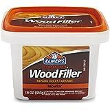 Carpenter's Wood Filler, Interior Only, 16 Ounces, E849D8