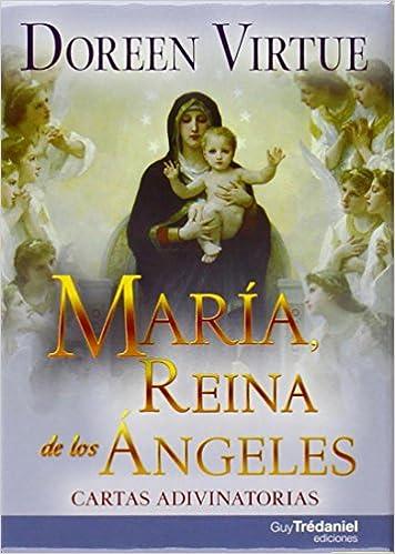 MARIA REINA DE ANGELES: DOREEN VIRTUE: 9782813203557: Amazon ...
