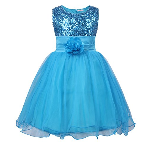 JerrisApparel-Little-Girls-Sequin-Mesh-Flower-Ball-Gown-Party-Dress-Tulle-Prom