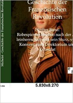 Book Geschichte der Französischen Revolution (German Edition)