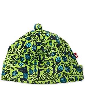 Baby Girls' Hello Friends Hat
