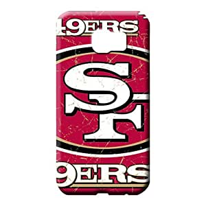 samsung galaxy s6 Popular Back New Fashion Cases phone skins san francisco 49ers nfl football