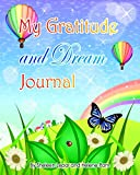 My Gratitude and Dream Journal: A beautiful journal