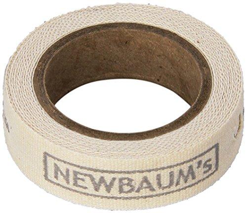 Newbaum's Cloth Adhesive Bicycle Rim Tape (17mm)