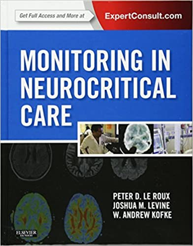 Cover of Monitoring in Neurocritical Care