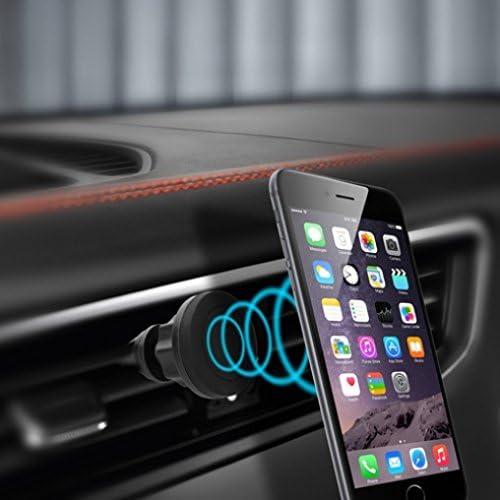 Z Droid Compatible Premium Magnetic Car Mount AC Air Vent Holder Dock Motorola Moto Z Force Droid