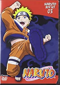 Naruto - Temporada 3 [DVD]