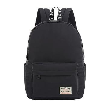 Las mochilas impermeables de las mujeres de Oxford viajan las mochilas simples femeninas de la universidad