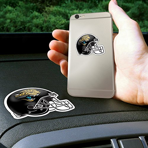 CC Sports Decor Set of 2 NFL Jacksonville Jaguars Get a Grip Phone Holding Automotive Accessories by CC Sports Decor