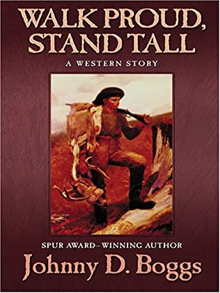 book cover of Walk Proud, Stand Tall