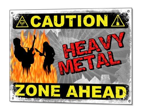 Heavy Aluminum Wall Plaque - 3