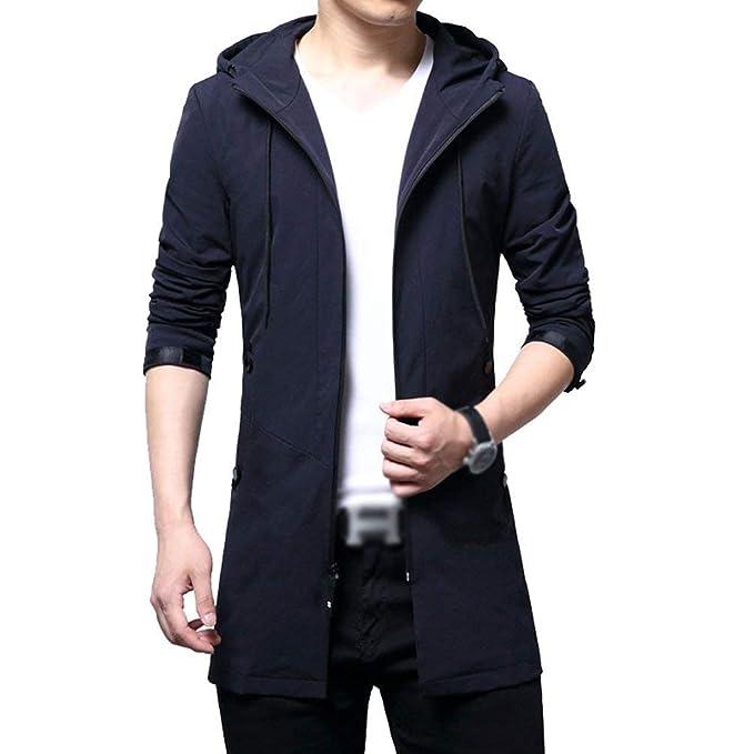 Blazer para Hombre Deportivo Moderno Slim Elegante Chaqueta Fit Esencial  Ocio Y Negocio Chaqueta Abrigo Prendas e2c96b0bc0d5e