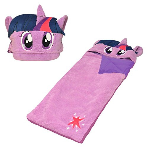 (Hasbro My My Little Pony Slumber Bag, Pink)