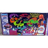 Warner Bros Space Jam - Michael Jordans Cosmic Court The Ultimate Intergalactic All Star Basketball Game by Playmates