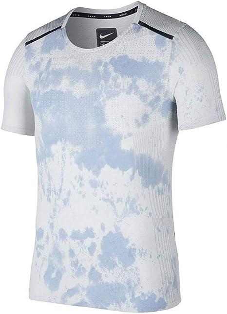 NIKE Camiseta Tech Pack Blanco Gris: Amazon.es: Deportes y aire libre