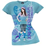 Wizards Of Waverly Place - Floral Alex Girls Youth T-Shirt