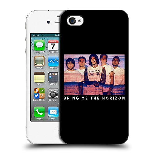 Cooliphone4Cases.com-2575-Official Bring Me The Horizon That\'s The Spirit Cover Key Art Hard Back Case for Apple iPhone 4 / 4S-B01LXV96HY-T Shirt Design
