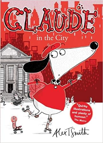 Image result for claude in the city