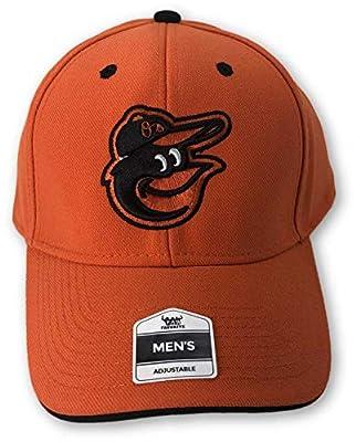 Fan Favorite Baltimore Orioles Men's Structured Adjustable Hat Orange