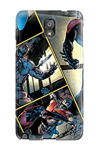 John B Coles's Shop Cheap S0N586GIK5WBHE3Z Protective Tpu Case With Fashion Design For Galaxy Note 3 (nightwing)