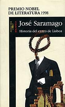Historia del cerco de Lisboa par Saramago