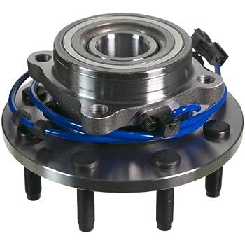 Front Wheel Hub Bearing Assembly Timken HA590203 SKF BR930203 Moog 515063 Cross Reference WJB WA515063