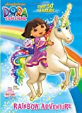 Rainbow Adventure (Dora the Explorer) (Super Color with Stickers)
