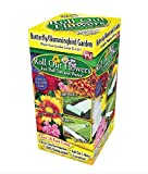 Easy Garden Roll Out Flowers Butterfly and Hummingbird Garden kit - HB1000 10-Foot by 10-Inch - by Garden Innovations