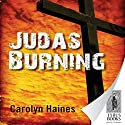 Judas Burning Audiobook by Carolyn Haines Narrated by Courtney Patterson
