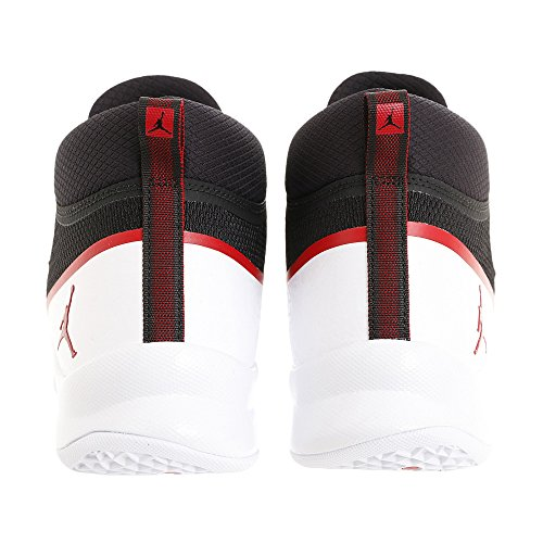 Jordan Nike Men's Super.Fly 5 Po Basketball Shoe Black/Gym Red-white where can you find cheap 2015 cheap price discount authentic cheap sale visit new sale online rWX3eJ