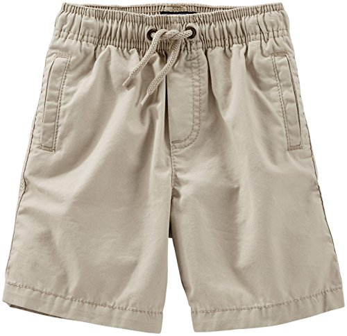 OshKosh B'gosh Woven Short, Brown, 6