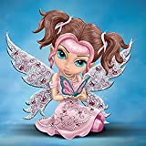 The Bradford Exchange Hope Sparkles Crystal Reflections Figurine Collection By Jasmine Beckett-Griffith