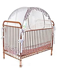 Crib Tent- Pop-up Crib Safety Net BOBEBE Online Baby Store From New York to Miami and Los Angeles