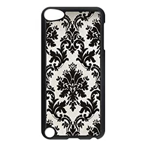 GTROCG Painted Flower 5 Phone Case For Ipod Touch 5 [Pattern-4]