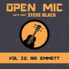 Rik Emmett Radio/TV Program by Steve Black Narrated by Steve Black