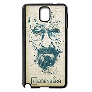 Heisenberg (Breaking Bad) Art Print Hard Plastic phone Case Cover For Samsung Galaxy NOTE4 Case Cover ZDI098435