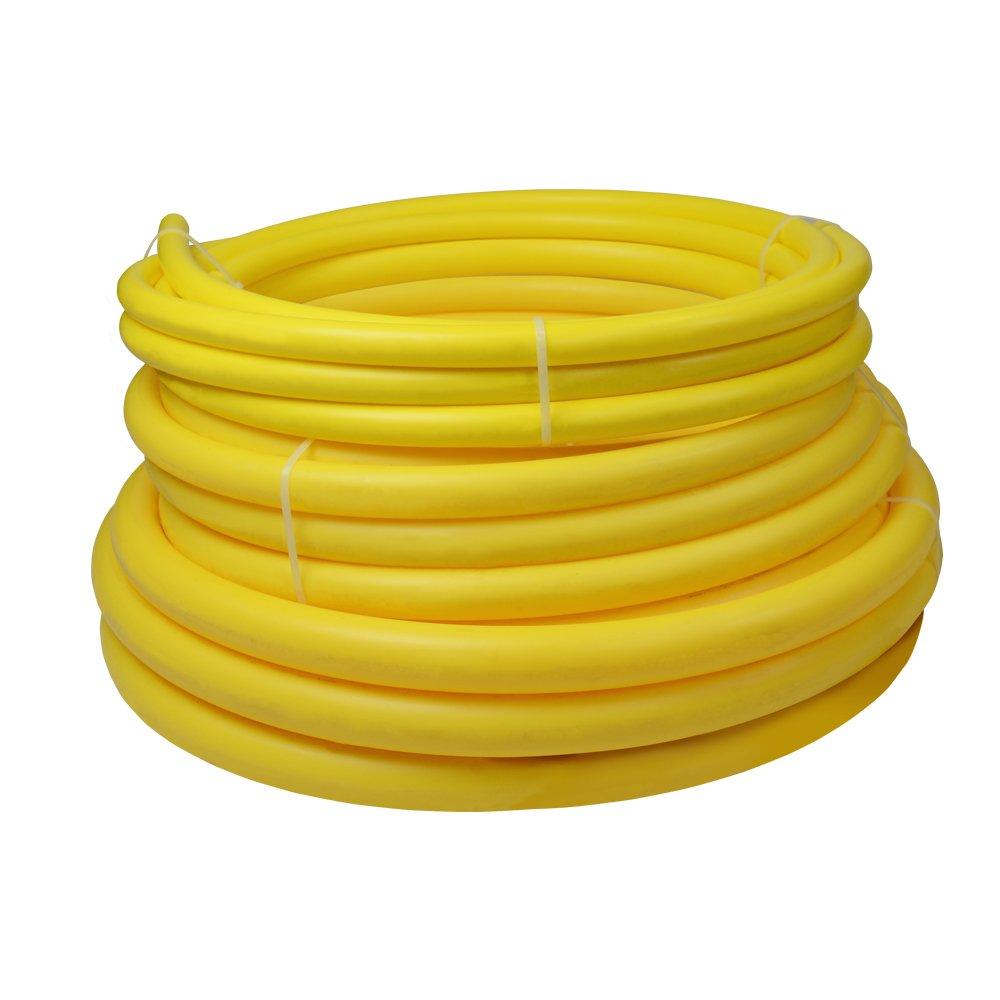 Underground 500 ft. IPS Yellow Polyethylene Gas Pipe (3/4)