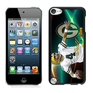NFL Green Bay Packers Brett Favre ipod Touch 5 phone cases Gift Holiday Christmas GiftsTLWK934080