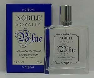 Nobile Royalty Blue by Alexander De Costa, 3.4oz Eau De Parfum Spray for men AMNOBB34S