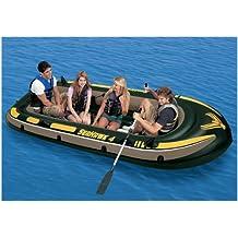 Intex Corp 68351E Seahawk 4 Set Lake Boat