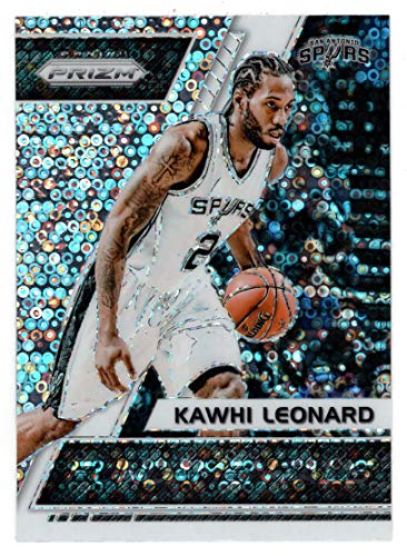 Kawhi Leonard (Basketball Card) 2017-18 Panini Prizm Fundamentals Fast Break # 37 Mint