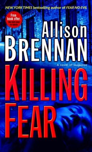 Killing Fear: A Novel (Prison Break Trilogy Book 1) by [Brennan, Allison]