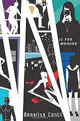W Is For Wonder Paperback