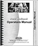 New New Holland 451 Attachment Operator's Manual (Sickle Bar Mower)
